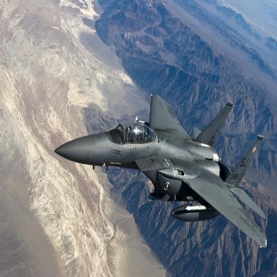 طائرة حربية F15