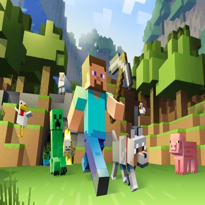 ماينكرافت  Minecraft